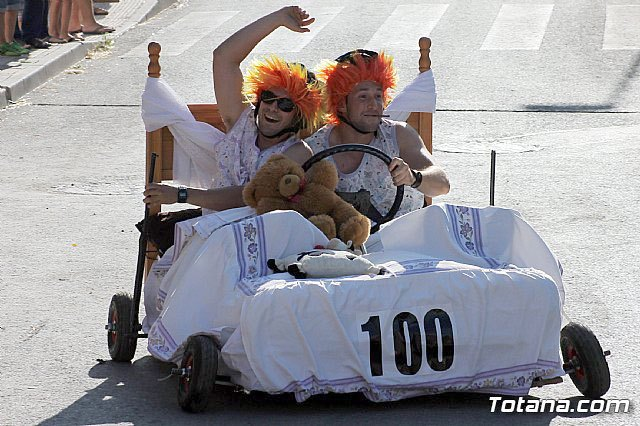 Totana acoger� la segunda cita del Campeonato de Murcia de Slaloms 2014 el pr�ximo s�bado 26 de julio., Foto 1