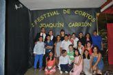 El colegio Joaquín Carrión despidió el curso con un Festival de Cortos