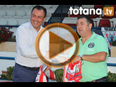 Olímpico de Totana y Granada CF, de Primera División, suscriben un acuerdo de colaboración
