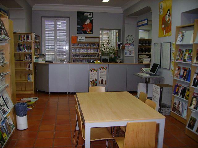 La Sala de Estudio del Centro Sociocultural La C�rcel permanecer� abierta todo el mes de julio, Foto 1