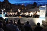 La Banda de Música de Mazarrón abre un nuevo ciclo de conciertos al aire libre