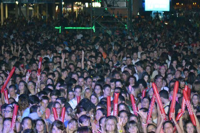 Éxito de Playa 40 Pop en su regreso a San Pedro del Pinatar - 3, Foto 3