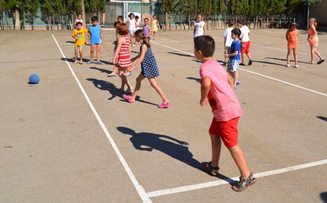 La Escuela de Verano comienza con 250 niños de 3 a 12 años en los colegios Los Pinos y Los Antolinos - 1, Foto 1