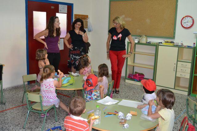 La Escuela de Verano comienza con 250 niños de 3 a 12 años en los colegios Los Pinos y Los Antolinos - 2, Foto 2