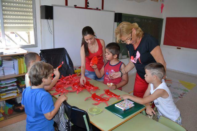 La Escuela de Verano comienza con 250 niños de 3 a 12 años en los colegios Los Pinos y Los Antolinos - 3, Foto 3