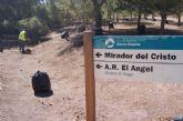 El ayuntamiento realiza una campaña de limpieza en las zonas recreativas en las inmediaciones de La Santa