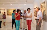 Celebran el XX Aniversario del concurso de pintura 'Rincones de Puerto Lumbreras' con la exposición de los 20 primeros premios en la Casa de los Duendes