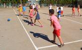 La Escuela de Verano comienza con 250 niños de 3 a 12 años en los colegios Los Pinos y Los Antolinos