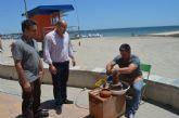 El Paseo marítimo de Santiago de la Ribera acoge una Muestra de Artesanía durante todo el Verano