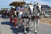 San Pedro del Pinatar celebra el XI Encuentro de Carruajes