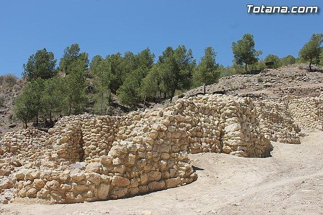 Turismo colabora en la puesta en valor del yacimiento de 'La Bastida' de Totana para atraer visitantes a la Regi�n, Foto 1