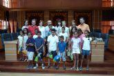 El Ayuntamiento de Molina de Segura acoge la visita de los niños saharauis de los campamentos de refugiados de Tindouf
