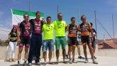 La A. D. Peña Las Nueve particip� en dos pruebas de Orientaci�n de Bici de Montaña