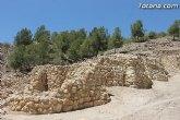 Turismo colabora en la puesta en valor del yacimiento de 'La Bastida' de Totana para atraer visitantes a la Regi�n