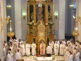 La Unión acoge la ordenación de los nuevos sacerdotes de la Diócesis