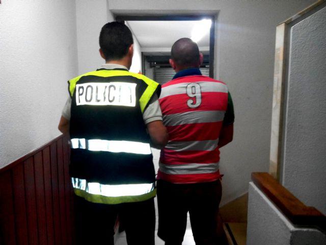 La Policía Nacional detiene en Murcia a un ciudadano británico condenado por agresión sexual y corrupción de menores, Foto 2