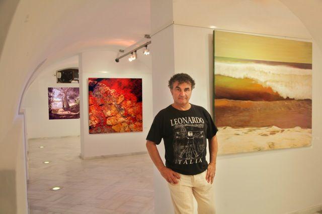 Casas Consistoriales prorroga la exposición de Javier Lorente hasta el 15 de julio, Foto 1