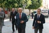 Garre afirma que el Gobierno regional y Fomento contemplan reiniciar las obras para terminar la autovía Zeneta-San Javier
