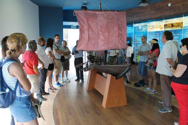 Mazarrón lugar de clausura de un curso de verano sobre patrimonio cultural, Foto 1