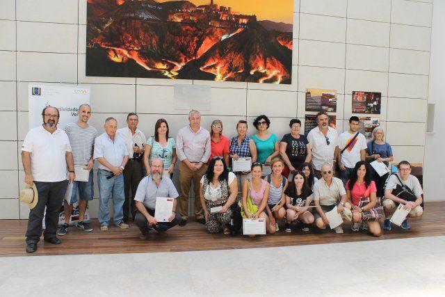 Mazarrón lugar de clausura de un curso de verano sobre patrimonio cultural, Foto 4