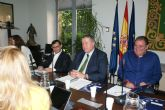 La Federación Española de Municipios y Provincias ratifica su respaldo al proyecto de regeneración de la Bahía de Portmán