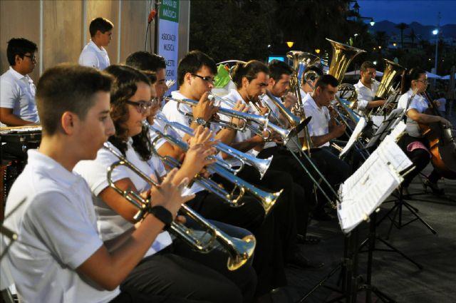 La Unión Musical de San Pedro del Pinatar protagoniza el segundo concierto de verano, Foto 3