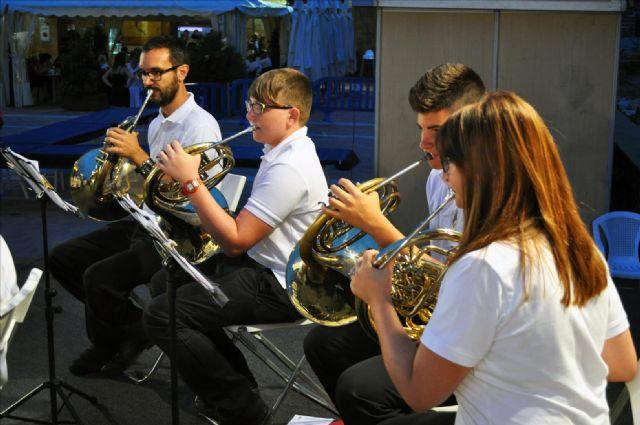 La Unión Musical de San Pedro del Pinatar protagoniza el segundo concierto de verano, Foto 4