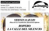 Hoy se celebra la primera jornada del miniFestival SantiaGO!