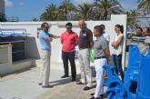 La reparación de la Estación de Bombeo n° 5 de La Manga completa la renovación del saneamiento de La Manga