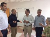 El Instituto Murciano de Acción Social pone en marcha 18 nuevas plazas residenciales para mayores en Los Alcázares
