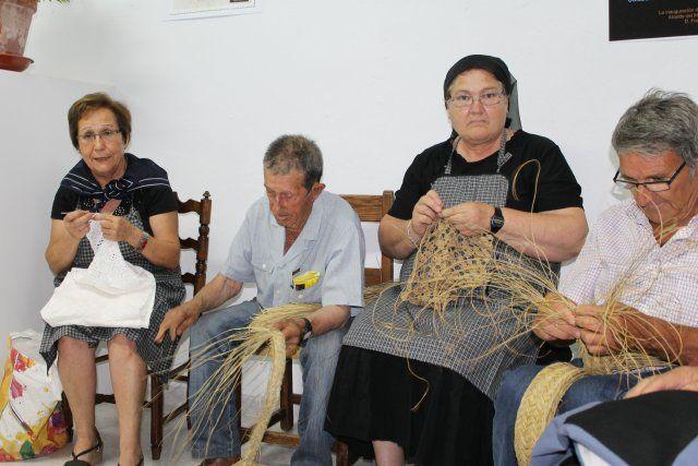 Salvadora Gallego abre con su pregón las fiestas de Leiva 2014, Foto 1