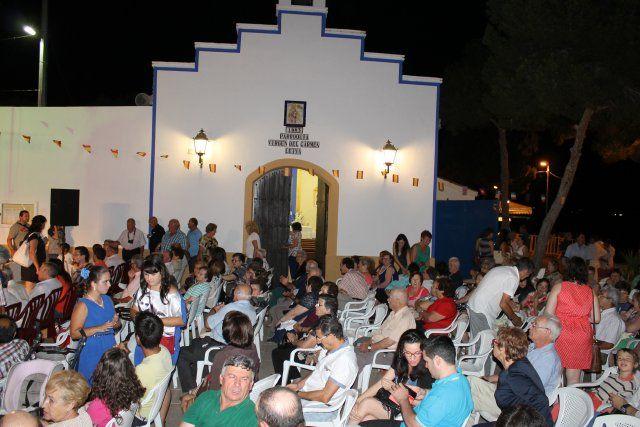 Salvadora Gallego abre con su pregón las fiestas de Leiva 2014, Foto 4