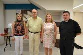 Cáritas abre un rastrillo solidario durante los meses de verano
