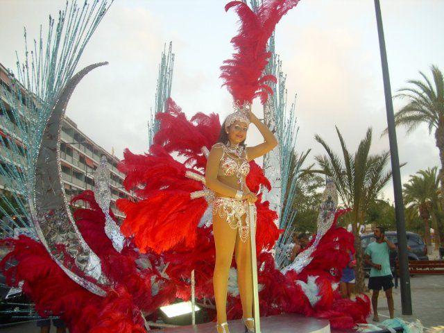 Treinta comparsas participarán en el II Carnaval de Verano de Puerto de Mazarrón, Foto 3