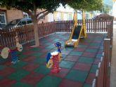 Mejoras en la plaza Cisneros y en su parque infantil