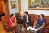 La Hermandad de Anderos Virgen de la Salud nombra Pregonera de Honor a la Alcaldesa de Archena
