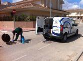 El Ayuntamiento desarrolla con éxito en la localidad una campaña de desratización, desinfección, desinsectación y control de legionella