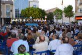 La unidad de Música de la Academia General del Aire honra en a la Virgen del Carmen