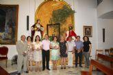 La Cofradía de Nuestro Señor del Pozo y La Samaritana de Alguazas estrena retablo