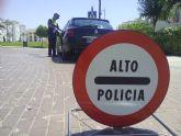 El Ayuntamiento de Torre-Pacheco se suma a la campaña de control y vigilancia del consumo de drogas y alcohol por los conductores de la DGT
