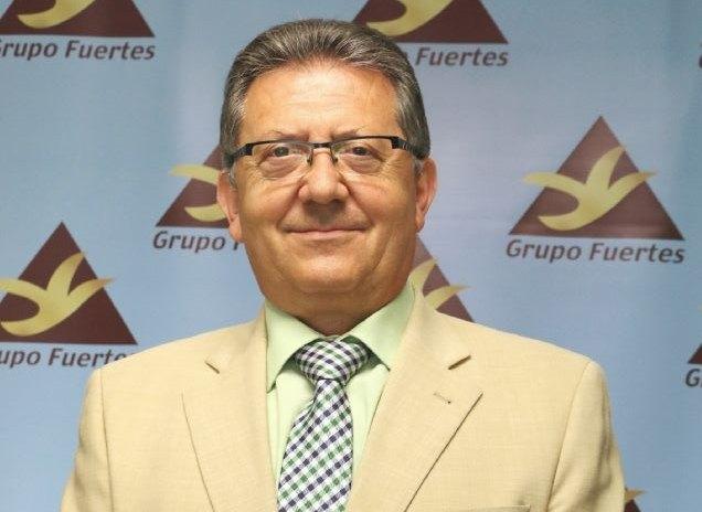 Ginés Clares, director de Administración de Grupo Fuertes, recibe el Premio entre los 100 Mejores Financieros del año por cuarto año consecutivo, Foto 1