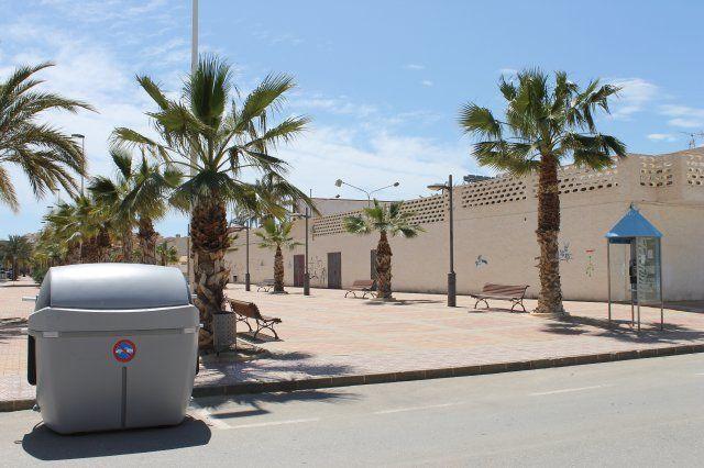 Mazarrón refuerza la limpieza viaria durante los meses de verano, Foto 1