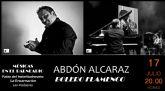 Abdón Alcaraz actúa en el Balneario La Encarnación de Los Alcázares
