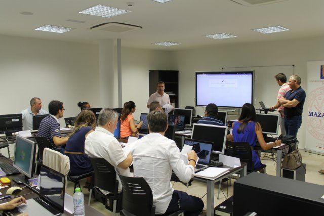 La mejora de la productividad a estudio en un nuevo curso de la universidad del mar, Foto 2