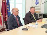 El presidente de la comunidad autónoma muestra su apoyo decidido al desarrollo de La Unión