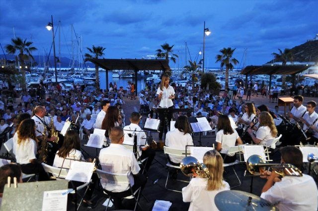 Nueva cita con los veranos musicales este fin de semana en el puerto de mazarrón, Foto 1