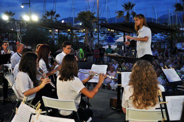 Nueva cita con los veranos musicales este fin de semana en el puerto de mazarrón, Foto 2