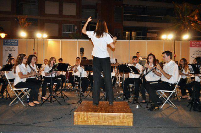 Nueva cita con los veranos musicales este fin de semana en el puerto de mazarrón, Foto 3