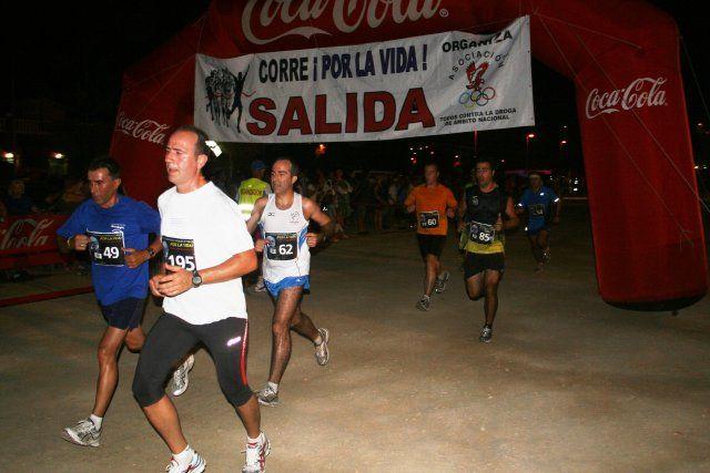 Más de 200 corredores volverán a participar en la XXI Carrera Nocturna Contra la Droga, Foto 2