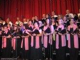 El centro sociocultural La Cárcel acogió anoche la Velada Musical a la Carta